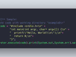 VTCC - run C code from Java